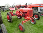 Farmall Cub at Rushden 08 - P5010241