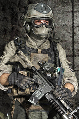 Sci-fi Role Play Special-ops-soldier