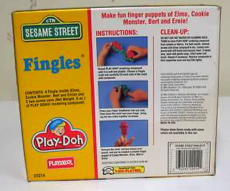 Play doh fingles 1994 b