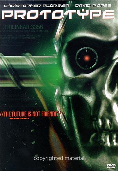 Prototype (1983) affiche