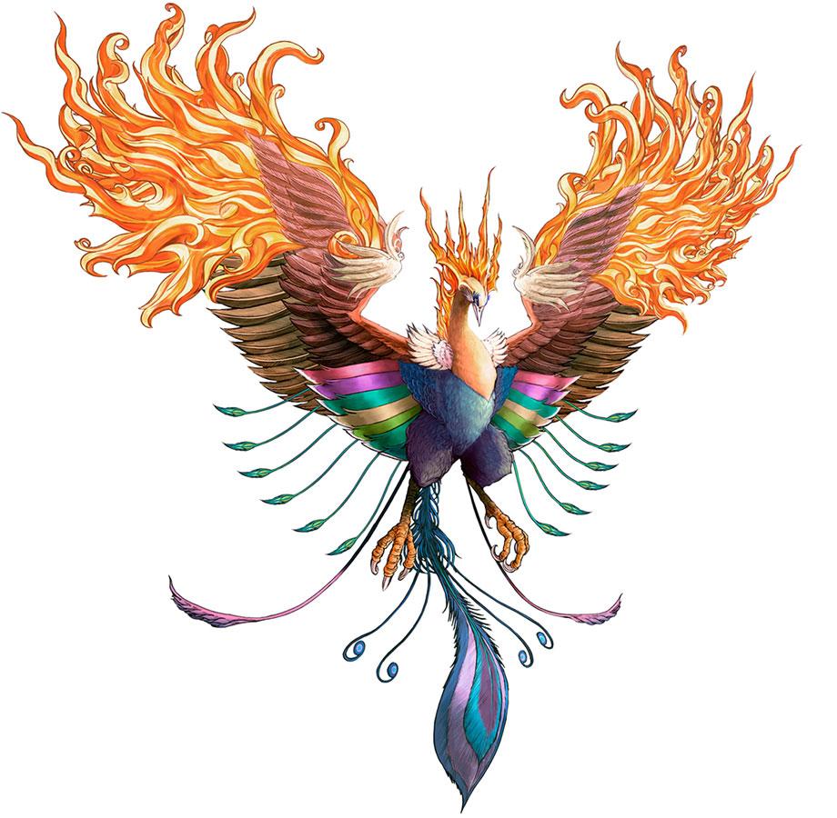 Digital Phoenix.