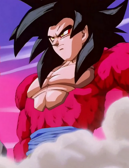 Super Saiyan 4   Dragon Ball Wiki