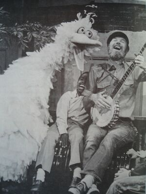 PeteSeegerBigBird