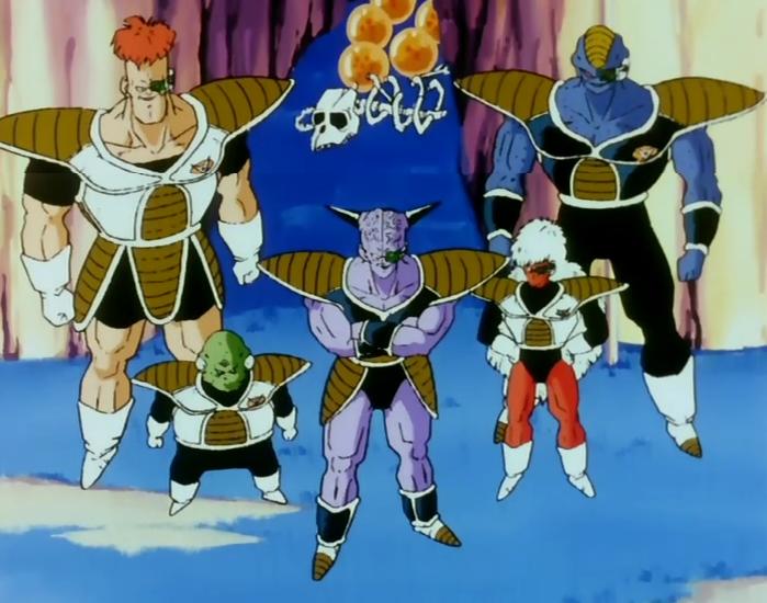Dragon Ball z Frieza Saga Dragon Ball z / Namek Saga