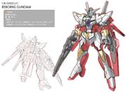 Reborns Gundam Data