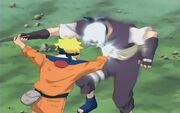 Kabuto vs Naruto