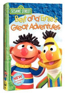 Bert and Ernie&#39;s Great Adventures (video)