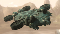 Dragongunship