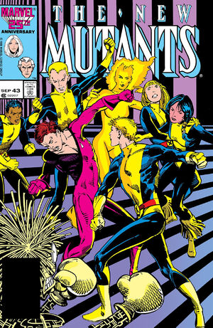 New Mutants Vol 1 43