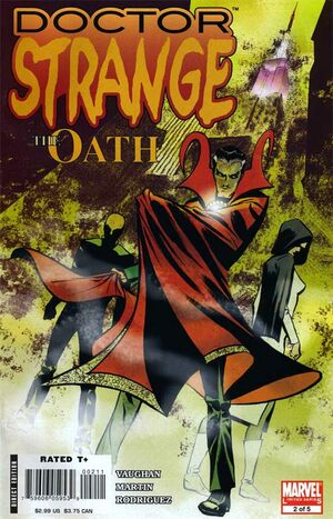 Doctor Strange The Oath Vol 1 2