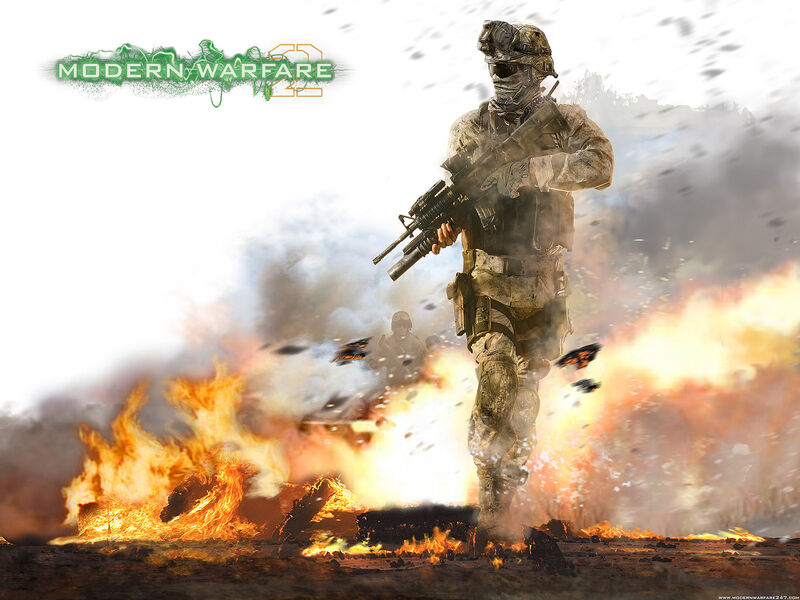 Modern Warfare 2 Wallpaper 6 1600