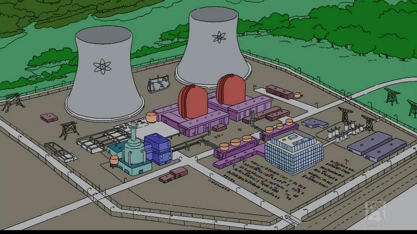 Springfield Atomkraftværk