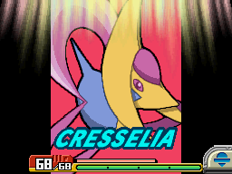 Boss - Cresselia