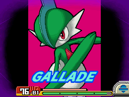 Boss - Gallade