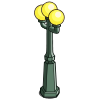 Triple Light Post-icon
