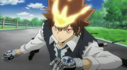 Hyper Tsuna