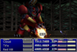 FFVII Big Hand Clash