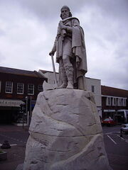King Alfred, Wantage