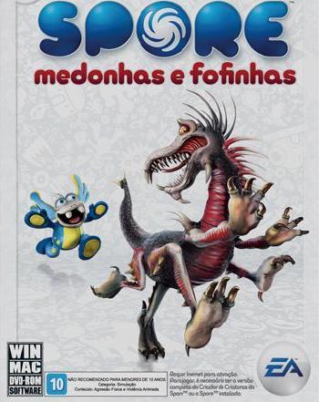 3ª Analise: Spore 20100405225609!Spore_Parts_Pack_Medonhos_e_fofinhos