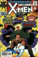Uncanny X-Men Vol 1 -1