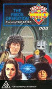 The Ribos Operation VHS Australian cover