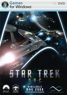 Star Trek D-A-C cover PC