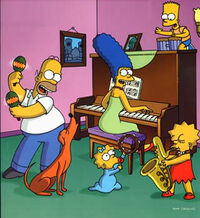 Simpsons music