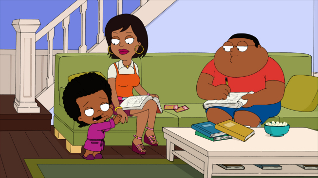 Brotherly Love - The Cleveland Show Wiki - Seth MacFarlane's New ...