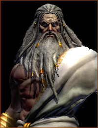 Zeus God Of War Game Image - Zeus God of Wa...
