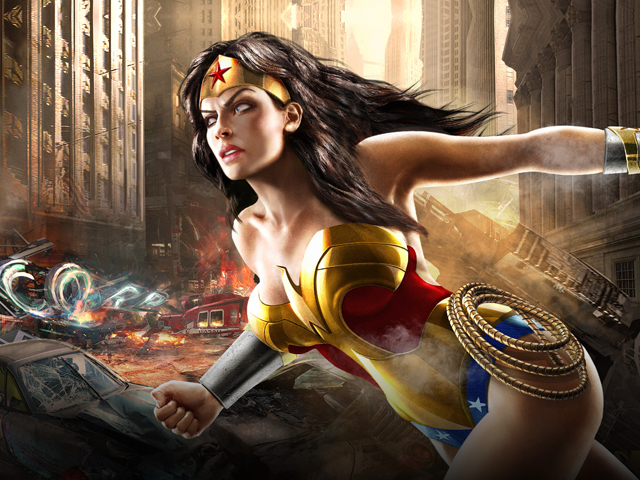 'Wonder Woman', será película?