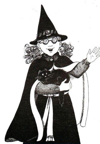Авторские рисунки Джилл Мерфи. - Страница 2 333px-Worst_witch_book5003