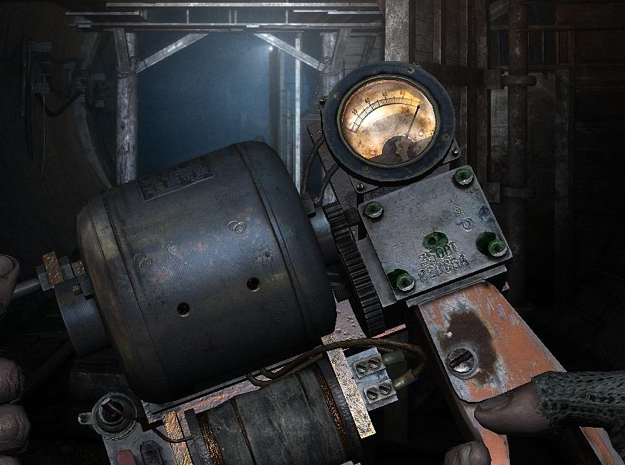 Как сделать зарядное устройство как в метро 2033