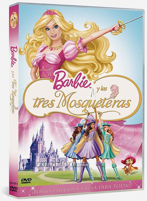 Barbie y las tres mosqueteras - Doblaje Wiki