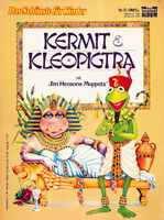 Kermit&amp;KleopigtraBook-German-1985