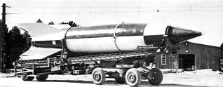 V-2 rocket on meillerwagen-1-