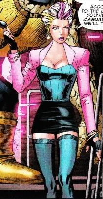 Big long list of characters I want to cosplay, but ... X Men Ariel