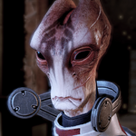 Mordin Character Shot