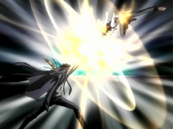 Tsuna vs Xanxus