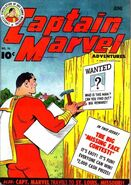 Captain Marvel Adventures Vol 1 36