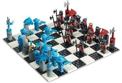 G678-Knights' Kingdom Chess Set