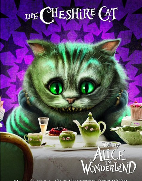 She Had A Real Life Cat By The Name Of Dinah Who Was Upstaged That Rather Rude And Creepy Cheshire Cat Not Only But Alice Has British