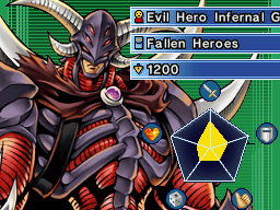 Evil Hero Infernal Gainer-WC09