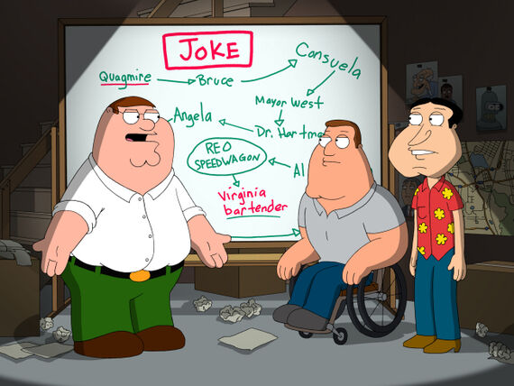 Family Guy Season 8 Episode 19 The Splendid Source