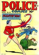 Police Comics Vol 1 41
