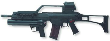Hk g36 ag36