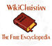 WikiChristian logo