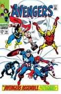 Avengers Vol 1 58
