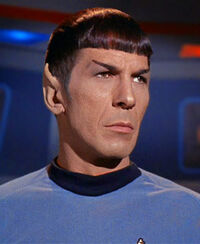 Spock, 2267
