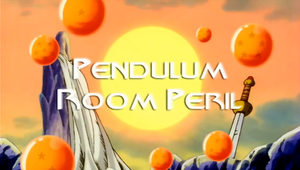 Pendulum Room Peril