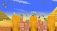 New super mario bros wii screenshot 4-1-